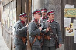 Četníci z Luhačovic obrazok