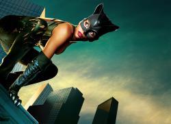 Catwoman obrazok