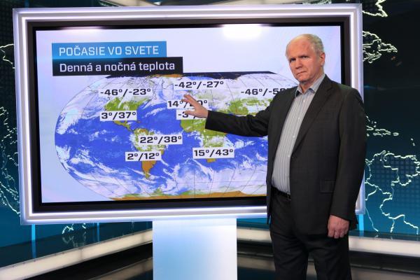2cd547af5 Najlepšie počasie - JOJ, streda 12. február | Telkáč.sk