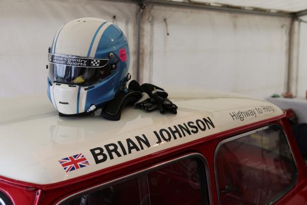 Zázračná auta rockové legendy Briana Johnsona