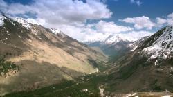 Nejvyšší vrcholy Ruska obrazok
