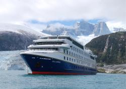 Grandiózní výletní lodě