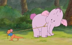 Slonisko a Medvídek Pú obrazok