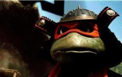 Želví nindžové III obrazok