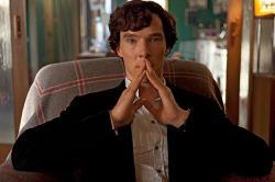 Sherlock obrazok