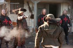 Traja mušketieri obrazok
