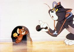 Tom a Jerry obrazok