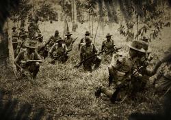 Válka v džungly obrazok