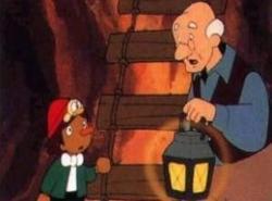 Pinocchio obrazok