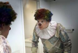 Prokletý klaun obrazok