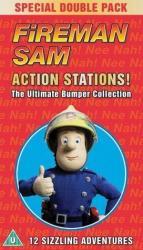 Požiarnik Sam IX