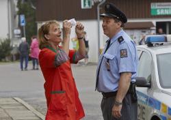 Policie Modrava obrazok