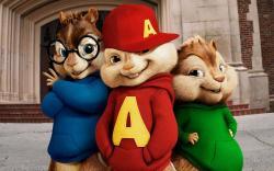 Alvin a Chipmunkové: Čiperná jízda obrazok