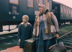Vlak dětství a naděje