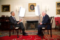 Attenborough a Obama