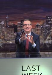 John Oliver: Co týden dal a vzal obrazok