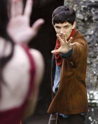 Merlin obrazok