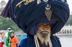 Na cestě po indickém Paňdžábu
