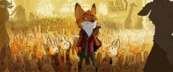 Zootropolis: Město zvířat obrazok