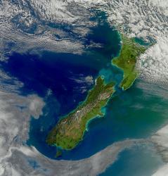 Nový Zéland obrazok