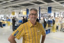 Zákulisí IKEA