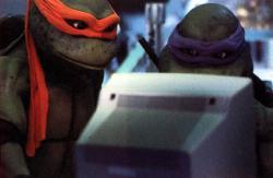 Želví nindžové II: Tajemství kapaliny obrazok