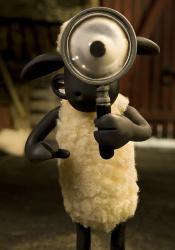 Ovečka Shaun obrazok