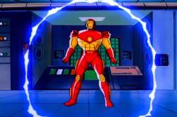 Iron Man obrazok