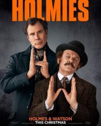 Holmes a Watson