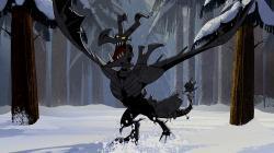 Ako vycvičiť draka: Legenda o Kostilámovi