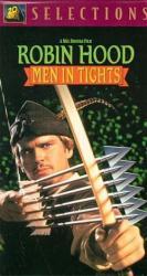 Bláznivý príbeh Robina Hooda