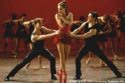 Tanec s vášňou obrazok