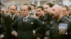 Italský fašismus v barvě obrazok