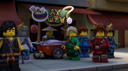 Lego Ninjago: Tajomstvá zakázaného Spinjitzu (2) obrazok