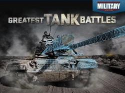 Největší tankové bitvy