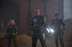 Captain Marvel obrazok