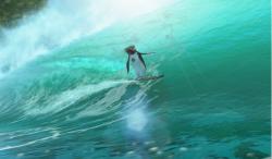 Frajeri na vlnách obrazok