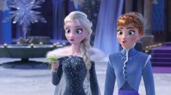 Ledové království: Vánoce s Olafem obrazok