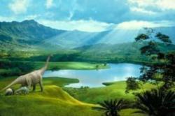 Dinosaurus obrazok
