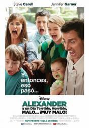 Alexandr a jeho opravdu hodně špatný a příšerně blbý den