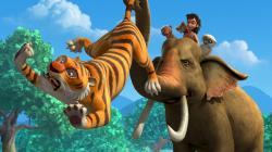 Kniha džunglí - Safari obrazok
