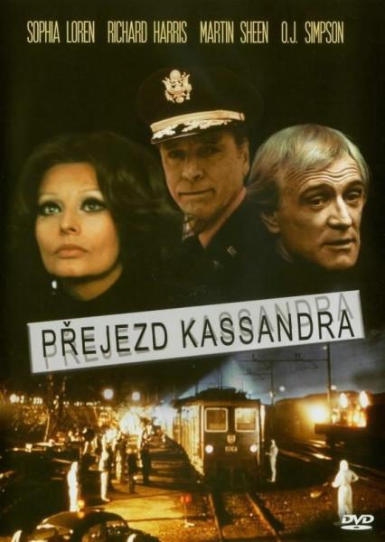 Přejezd Cassandra