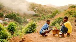 Ebola: Sirotci
