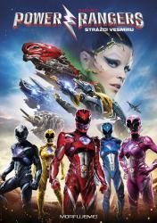 Power Rangers: Strážcovia vesmíru