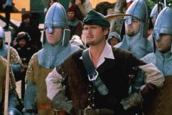 Bláznivý príbeh Robina Hooda obrazok