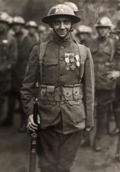 Amerika ve válce 1917–1918