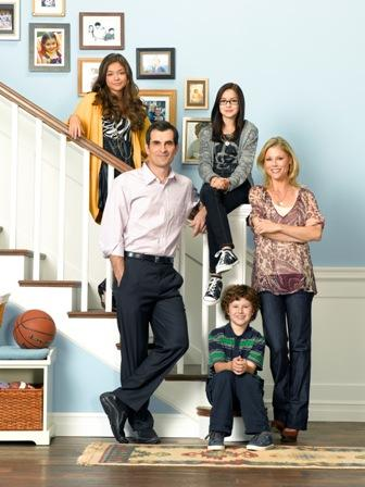 Moderna rodina