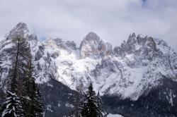 Alpami nejen za sněhem