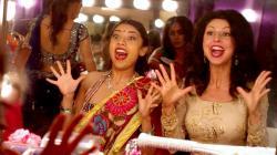 Americká Miss India