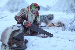 Kate Humble: Život mezi nomády